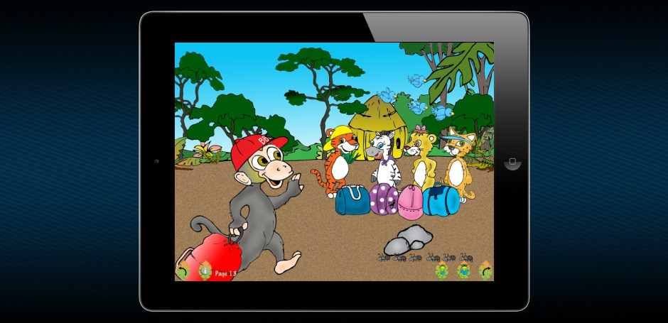 iPad Children's App developer