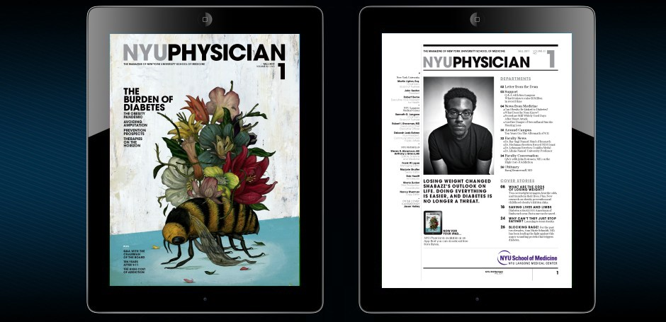 iPad Magazine App developer